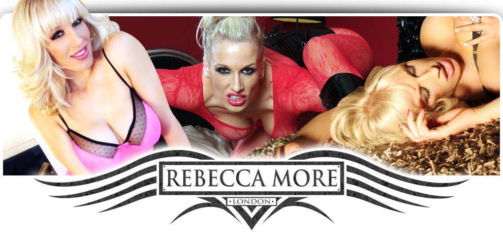 welcome to rebeccamore.com the home of porn star Rebecca more